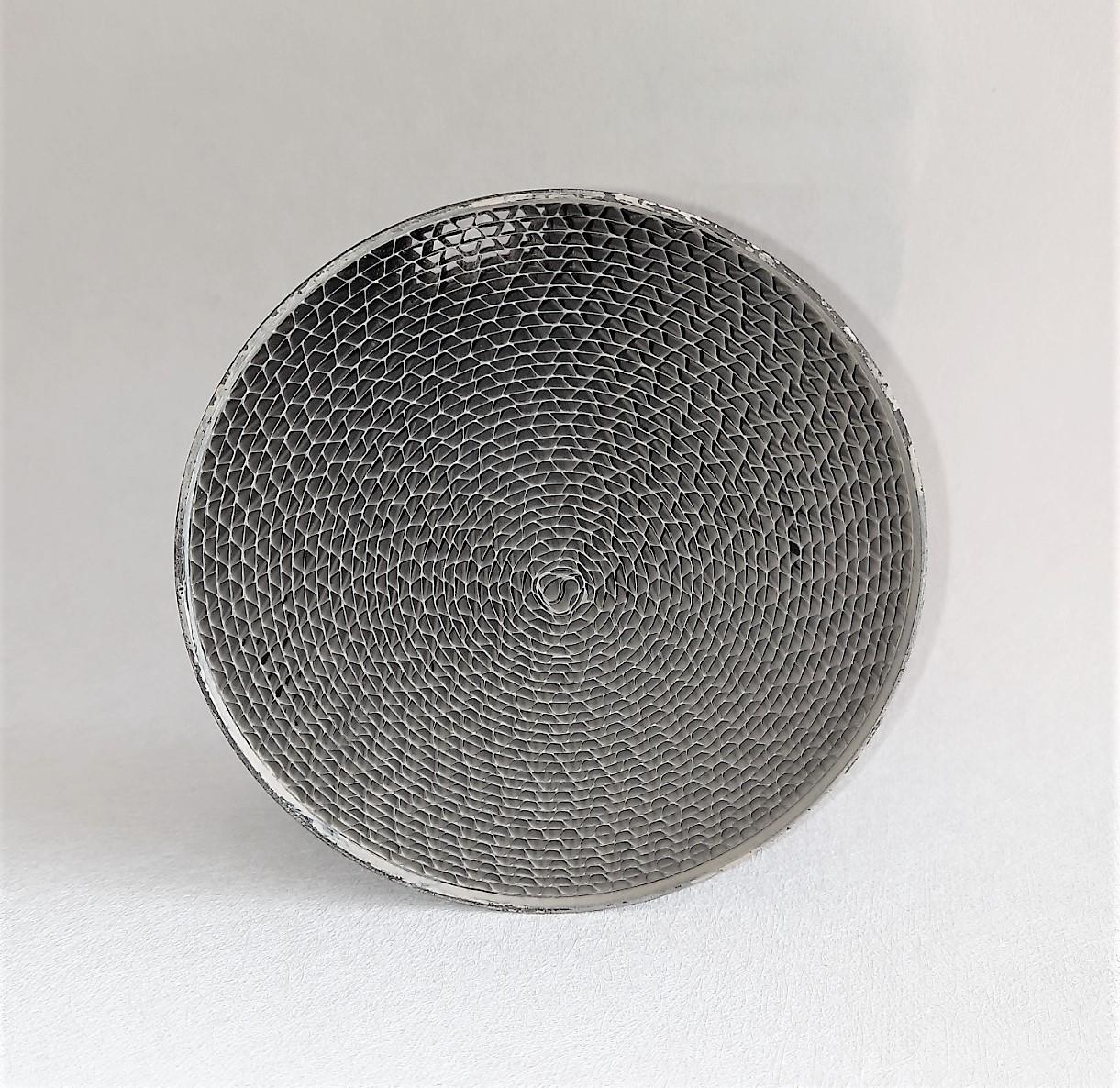 Metallwickelkatalysator 4 Ø120×50 100 cpsi